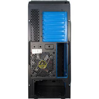 Inter-Tech A6 Confident-RTX USB3.0 mit Sichtfenster Midi Tower ohne