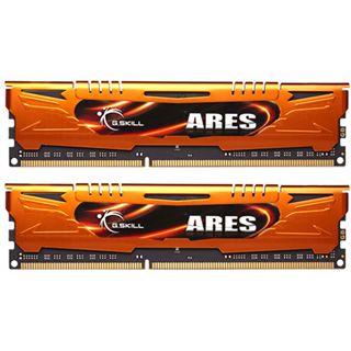 16GB G.Skill Ares orange DDR3-1600 DIMM CL9 Quad Kit