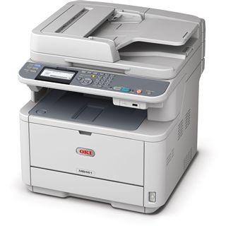 OKI MB461 S/W Laser Drucken/Scannen/Kopieren LAN/USB 2.0