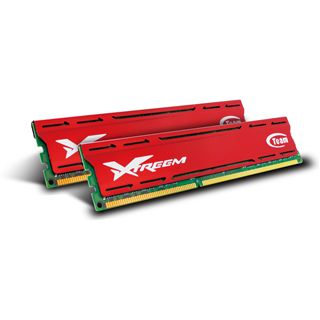 8GB TeamGroup Xtreem Vulcan DDR3-1600 DIMM CL9 Dual Kit