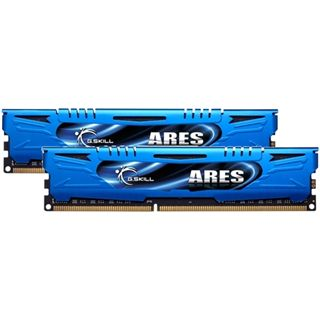 16GB G.Skill Ares DDR3-1866 DIMM CL10 Dual Kit