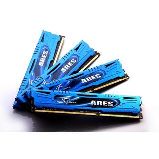 16GB G.Skill Ares DDR3-2133 DIMM CL9 Quad Kit