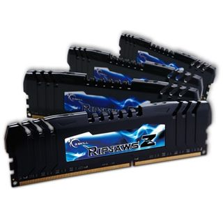 16GB G.Skill RipJawsZ DDR3-2400 DIMM CL10 Quad Kit