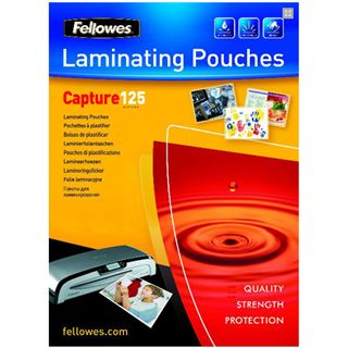 Fellowes GmbH 5307506 Laminierfolie (100 Stück)