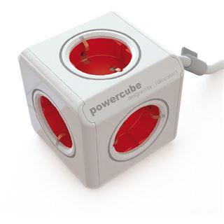 (€6,33*/1m) 1.50m Segula Powercube Extended Weiß/Rot 5