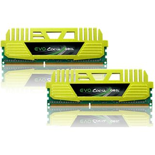 16GB GeIL EVO Corsa DDR3-1600 DIMM CL9 Dual Kit