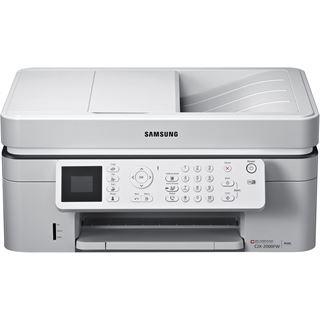 Samsung CJX-2000FW Tinte Drucken/Scannen/Kopieren USB 2.0/WLAN