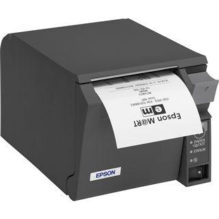 Epson TM-T70 schwarz Thermotransfer LAN