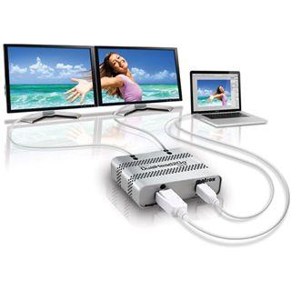 Matrox DualHead2Go Digital ME externer multi-Display Adapter für