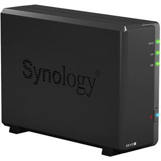 Synology DiskStation DS112+ ohne Festplatten