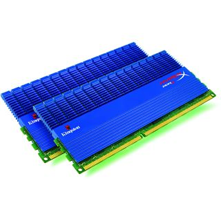 8GB Kingston HyperX T1 DDR3-2400 DIMM CL10 Dual Kit