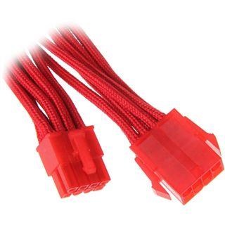 BitFenix 8-Pin EPS12V Verlängerung 45cm - sleeved red/red