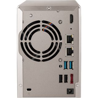 QNAP Turbo Station TS-269 Pro ohne Festplatten