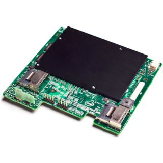 Intel Integrated Server RAID Module AXXRMS2MH080 2 Port Multi-lane