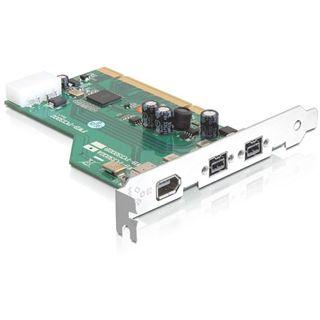 Delock 89234 3 Port PCI-Card retail