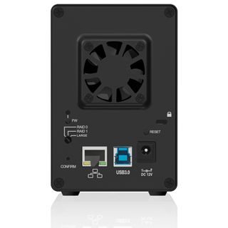 RaidSonic Icy Box IB-NAS5520 ohne Festplatten