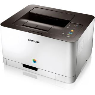 Samsung CLP-365W Farblaser Drucken LAN/USB 2.0/WLAN