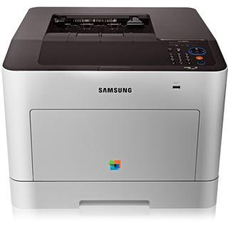 Samsung CLP-680DW Farblaser Drucken LAN/USB 2.0/WLAN