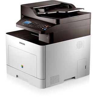 Samsung CLX-6260FD Farblaser Drucken/Scannen/Kopieren/Faxen LAN/USB
