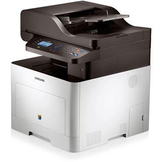 Samsung CLX-6260FR Farblaser Drucken/Scannen/Kopieren/Faxen LAN/USB