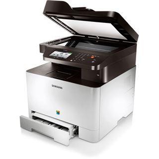 Samsung CLX-4195FN/TEG Farblaser Drucken/Scannen/Kopieren/Faxen