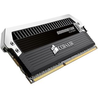 16GB Corsair Dominator Platinum DDR3-1600 DIMM CL9 Dual Kit