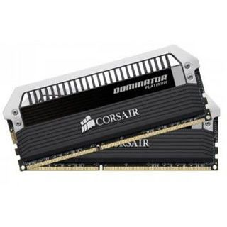 8GB Corsair Dominator Platinum DDR3-1600 DIMM CL9 Dual Kit