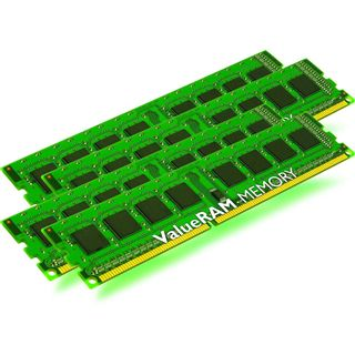 16GB Kingston ValueRAM Intel DDR3-1600 ECC DIMM CL11 Quad Kit