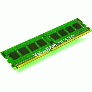 8GB Kingston ValueRAM HP DDR3-1600 regECC DIMM CL9 Single