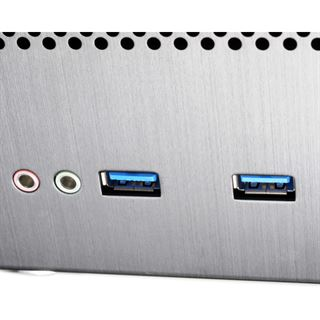 Lian Li PC-V355A Wuerfel ohne Netzteil silber