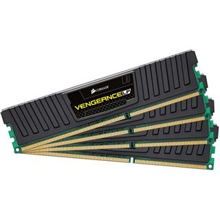 16GB Corsair Vengeance LP Black DDR3-1866 DIMM CL9 Quad Kit