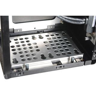 Lian Li PC-Q02A Wuerfel 300 Watt silber