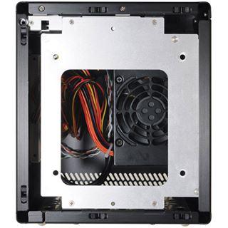 Lian Li PC-Q02A Wuerfel 300 Watt schwarz
