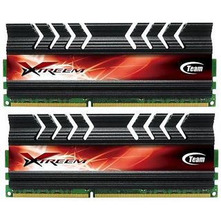 16GB TeamGroup Xtreem DDR3-2133 DIMM CL11 Dual Kit