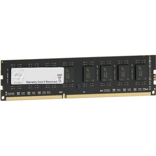 8GB G.Skill NT Series DDR3-1333 DIMM CL9 Single