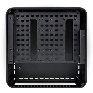 Streacom F1C Evo Chassis ITX Tower ohne Netzteil schwarz