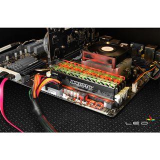 16GB Crucial Ballistix Smart Tracer LED rot/gruen DDR3-1600 DIMM CL8