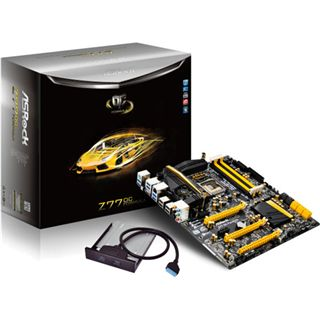 ASRock Z77 OC Formula Intel Z77 So.1155 Dual Channel DDR3 CEB Retail