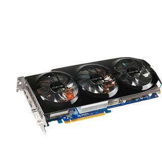 3GB Gigabyte Radeon HD 7970 GHz Edition Aktiv PCIe 3.0 x16 (Retail)
