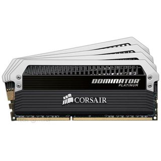 16GB Corsair Dominator Platinum DDR3-2133 DIMM CL9 Quad Kit