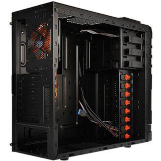 Xigmatek Asgard 381 Midi Tower ohne Netzteil schwarz