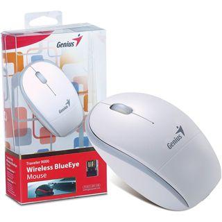 Genius Traveler 9000 USB weiß (kabellos)