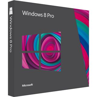 Microsoft Windows 8 Pro 32/64 Bit Deutsch Upgrade