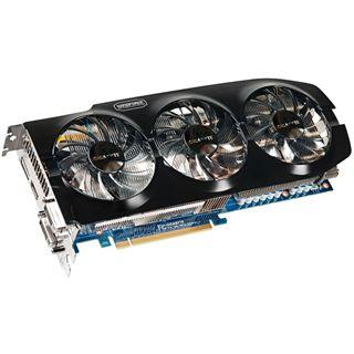 2GB Gigabyte GeForce GTX 670 OC Aktiv PCIe 3.0 x16 (Bulk)