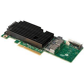 Intel Integrated RAID Module RMS25PB080 2 Port Multi-lane PCIe 2.0 x8