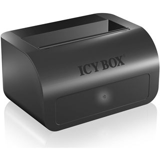 RaidSonic Icy Box IB-116StU3-B Dockingstation