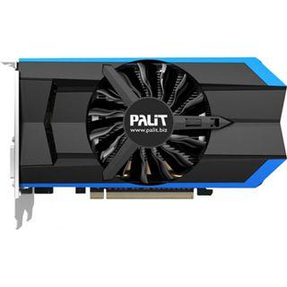 2GB Palit GeForce GTX 660 OC Aktiv PCIe 3.0 x16 (Retail)