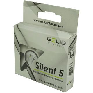 50x50x15 Gelid Solutions Silent 5 (FN-SX05-40)