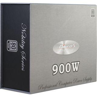 900 Watt Inter-Tech Nitrox Nobility Modular 80+ Silver