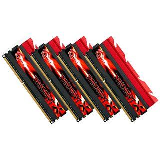 32GB G.Skill TridentX DDR3-2133 DIMM CL9 Quad Kit